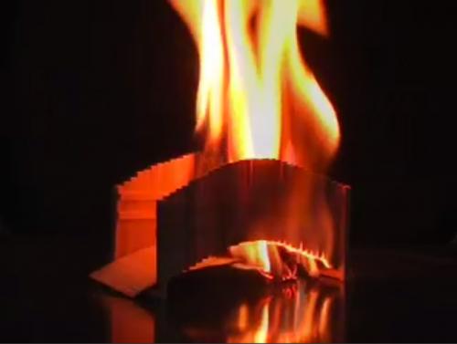 Burning Bridges (Gift #1)