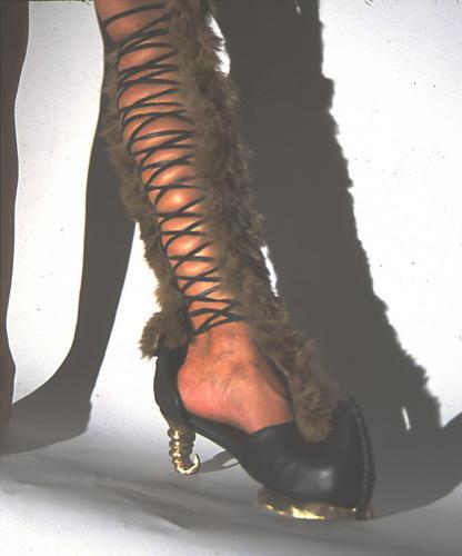 Goatgirl Boots